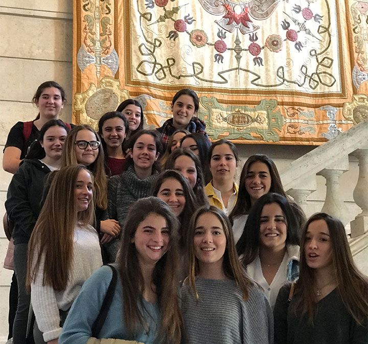Visita a la Universidad de Navarra