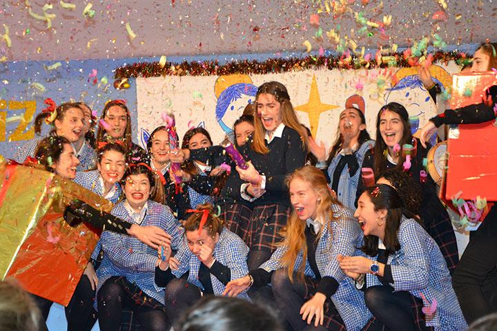 Fiesta Navidad ESO y Bachillerato