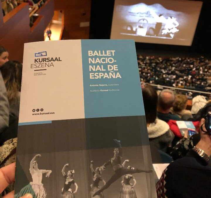 DANZA, MÚSICA, COLOR Y ARTE: UNA TARDE CON BALLET NACIONAL DE ESPAÑA