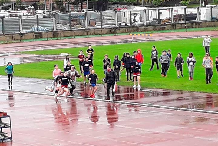 II Juegos Olímpicos Escolares