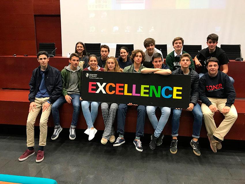 Jornadas Universitarias del Programa Excellence en la Universidad de Navarra